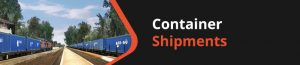 Forceget Logistic Transportation Container Shipments