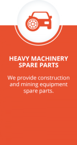Forceget Logistic Company Brands Heavy Machinery Spare Parts