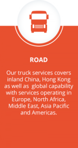 Forceget Logistic Company Truck Services