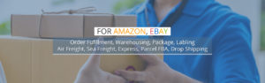 Forceget Logistic Freight Amazon Ebay